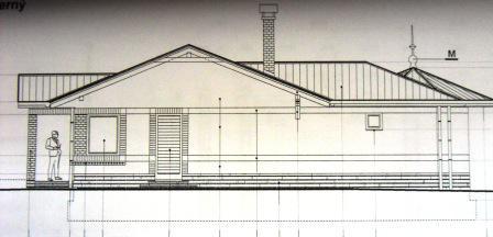 Predám 3+1 izbový rozostavaný rodinný dom v Zlatnej na Ostrove Okres Komárno LRo-PN-843