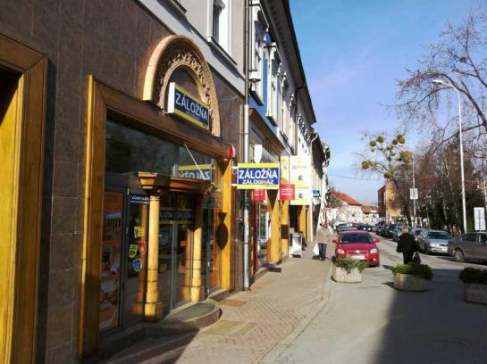 Obchodné priestory na prenájom v centre Okres Komárno VS-PN-809
