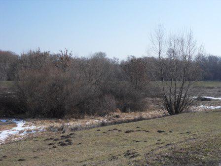 Na predaj záhrada s murovanou chatkou pri Novej osade Okres  LRo-PN-993