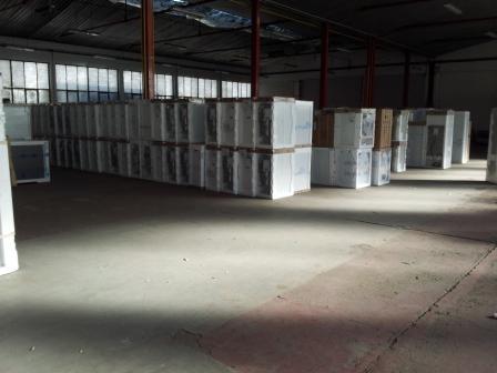 Na prenájom skladový priestor idealny na velkosklad v Komárne Okres Komárno LRo-PN-1093