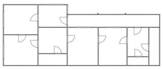 Na predaj 4-izbový dom s verandou v Búči Okres Komárno LRo-PN-1324