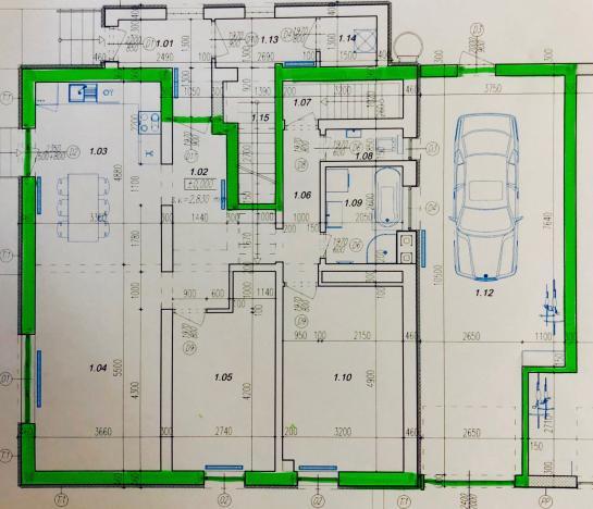 Na predaj 3-izbový byt so záhradou a garážou Okres Komárno LRo-PN-1328