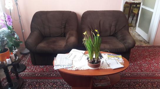 Na predaj 3-izbový byt  s garážou v centre mesta Okres Komárno VS-PN-905