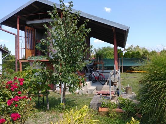 Na predaj 10á záhrada v Novej Osade Okres Komárno LRo-PN-1381