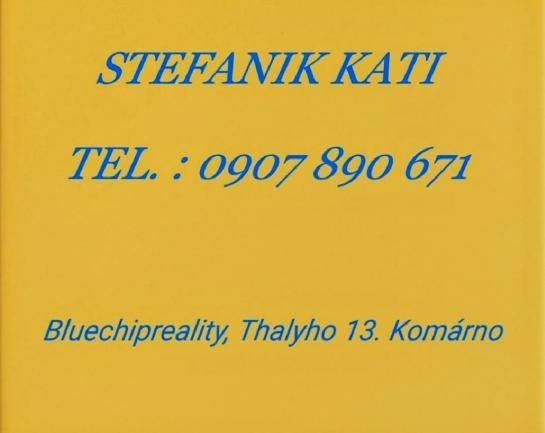 Kúpa 1 izbového bytu v Komárne  Okres Komárno ksk-KN-1313