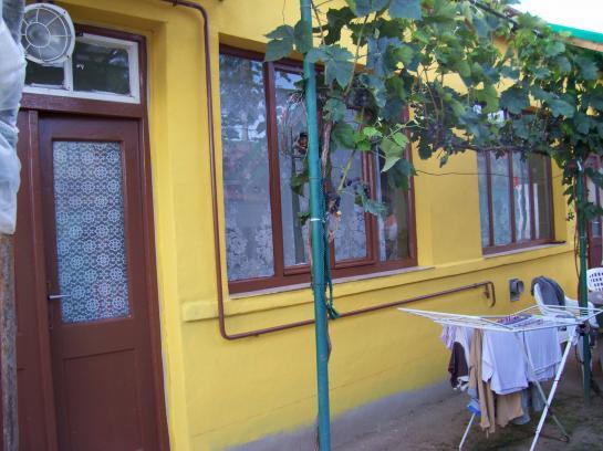 2-izbový prízemný rodinný dom v Modranoch LRo-P-  Okres Komárno LRo-PN-88