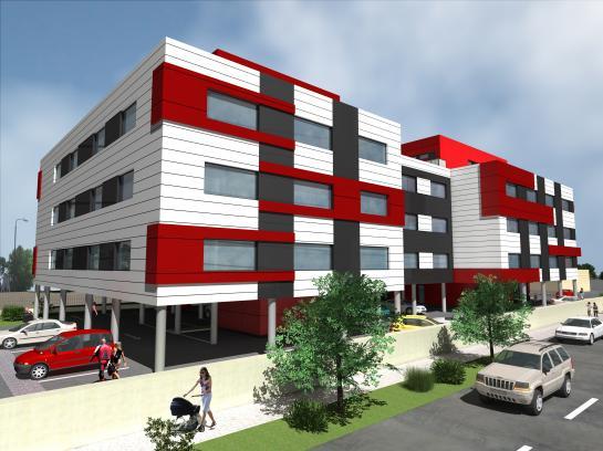 Moderné kancelárske priestory v novostavbe Okres Komárno LRo-PN-542