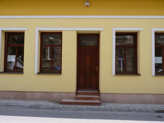 Obchodné,administratívne priestory v centre Okres Komárno VS-PN-99